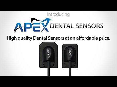 Dental Sensors at an affordable price | Apex Dental Sensors