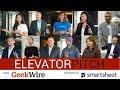 GeekWire Elevator Pitch Finals - Teaser