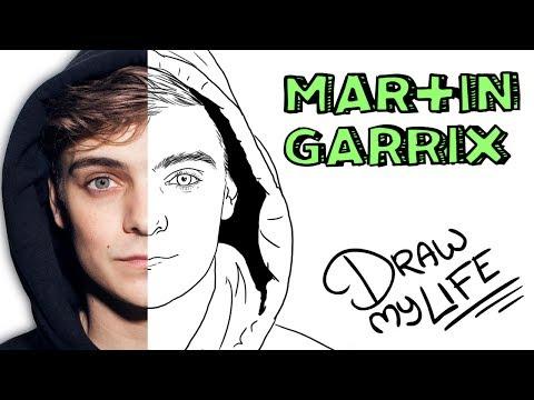 Download Youtube: MARTIN GARRIX   Draw My Life