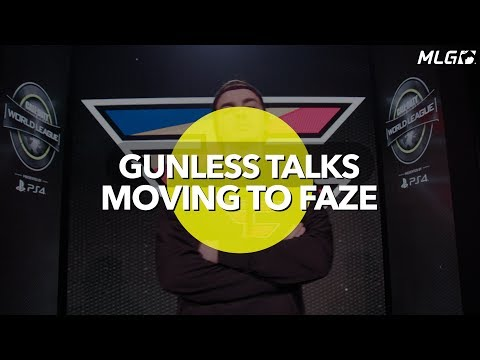 Gunless Talks Moving To Faze Clan