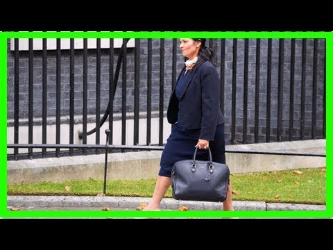 Theresa may's patel resignation letter blunder | coffee house- News E