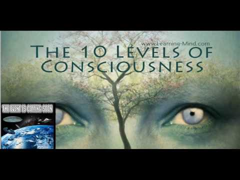 10 Levels Of Consciousness