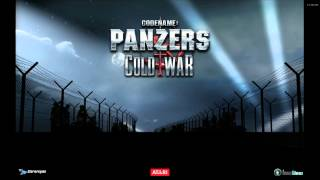Codename:Panzers - Cold War  Main Menu