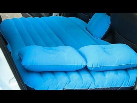 5 удобных надувных матрасов в машину с AliExpress