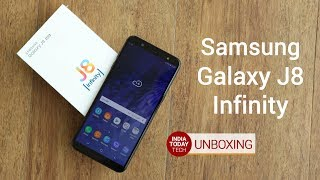 Samsung Galaxy J8 unboxing and quick review