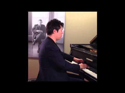 Lang Lang plays Glenn Gould's CD 318 Piano