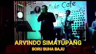 Arvindo Simatupang - Boru Buha Baju - Live Terbaru at Molivia Cafe