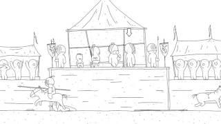 Игра Престолов Курильщика: Жизнь Неда Старка (s01ep01)