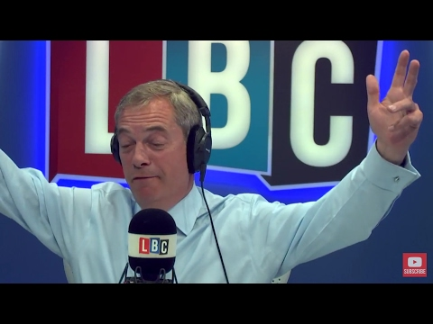The Nigel Farage Show: Extra Time - The Leaders' Debate Verdict Part 2 Live LBC 31st May 2017