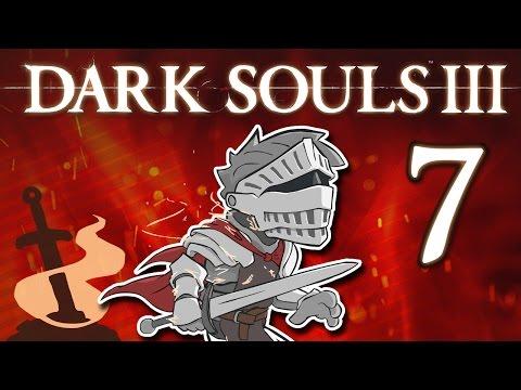 Dark Souls III - #7 - Arrows from the Sky - Side Quest