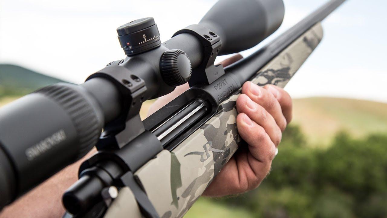long range hunting epic series custom rifle youtube