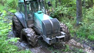 Valtra 8150 Forest 2
