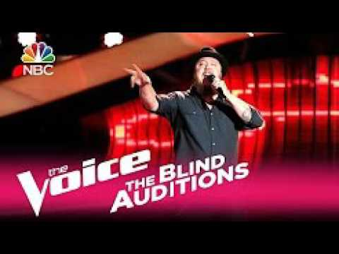 The Voice 2017 Blind Audition - Josh Hoyer:
