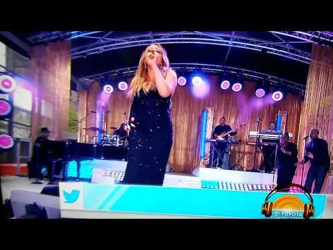 Mariah Carey Forgets Lyrics on Today Show