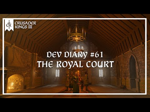 Dev Diary #61: The Royal Court - It's Massive!