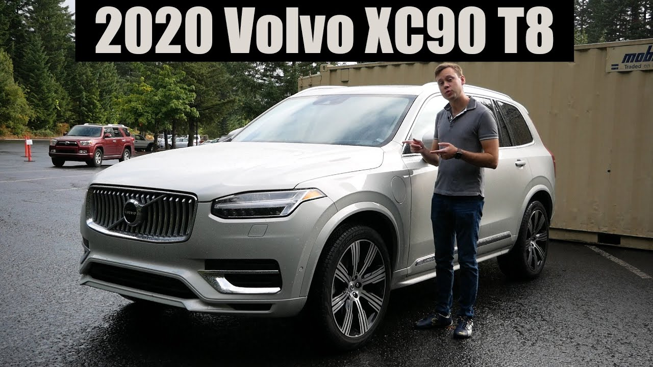 Review 2020 Volvo Xc90 T8 You