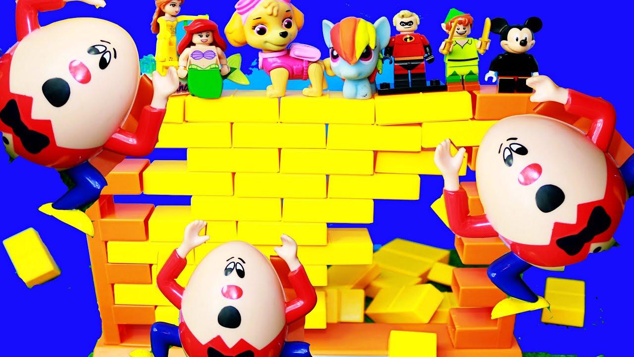 Humpty Dumpty Games Free