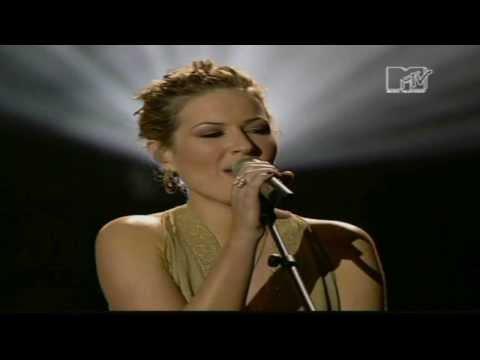Dido - White Flag LIVE (MTV Europe Music Awards)