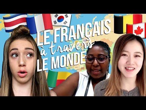 LA FRANCOPHONIE À TRAVERS LE MONDE! 🌎💬