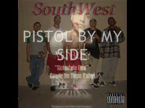 PHOENIX RAP-SOUTHWEST CLICK- PISTOL BY MY SIDE