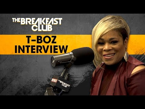 TBoz Discusses Her Autobiography, How LeftEye Got Her Name, Arguments With Diddy & More