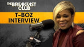 T-Boz Discusses Her Autobiography, How Left-Eye Got Her Name, Arguments With Diddy &amp More