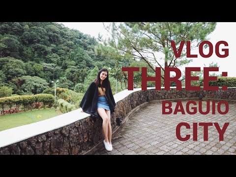 VLOG THREE: Baguio City (Philippines) | Elle Mayandia