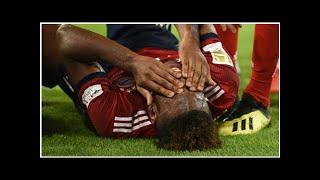 Bayern München: Kingsley Coman verletzt sich gegen 1899 Hoffenheim |