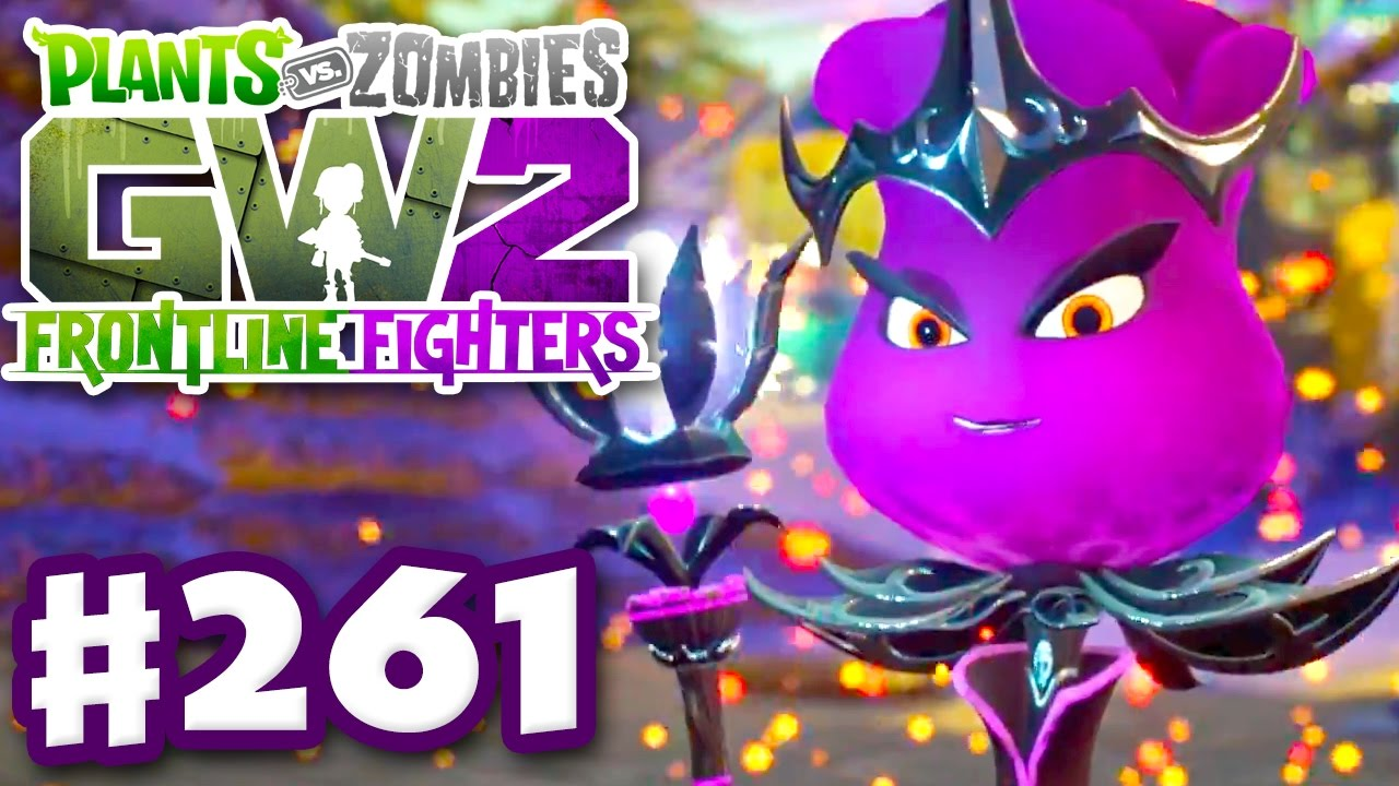 Nec Rose Plants Vs Zombies Garden Warfare 2 Play Part 261 Pc You