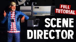 GTA V: How To Use Scene Director Mod For Cinematics [TUTORIAL | Rockstar Editor]
