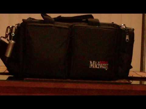 Midway Usa Range Bag.