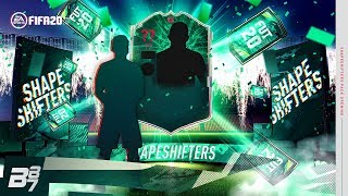 WE GOT A SHAPESHIFTER! NEW PLAYER POSITIONS!  | FIFA 20 ULTIMATE TEAM