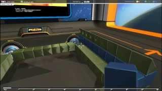 ROBOCRAFT - Napster buduje czołg - Budowanie na spidzie :)