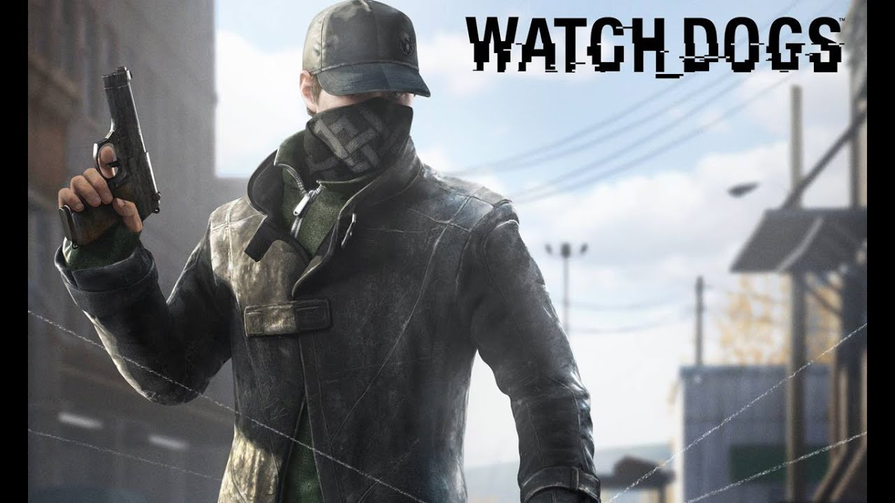 Watch Dogs  Character Creation Youtube