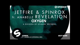 JETFIRE & SpinRox - Revelation (ft. Anabelle) [Original Mix]