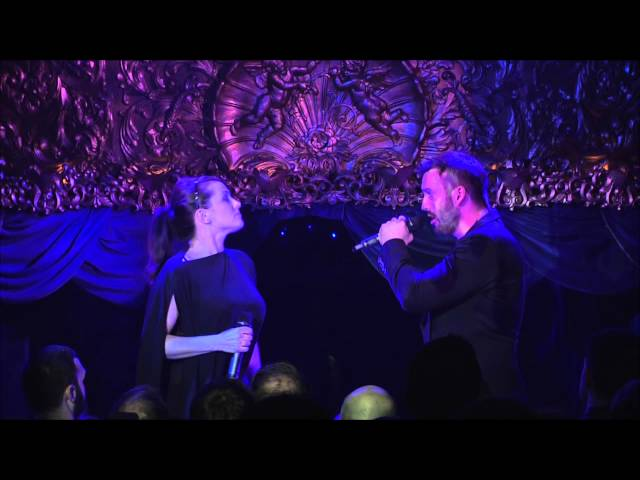 Marta & Václav - Hope Never Dies (Czech Republic) LIVE at the London Eurovision Party 2015