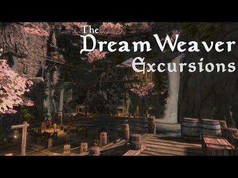 The DreamWeaver: Excursions - Skyrim SE