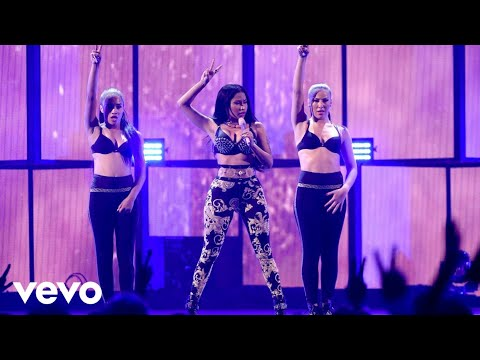 Nicki Minaj - Did It On Em (Live on iHeartRadio / 2014)