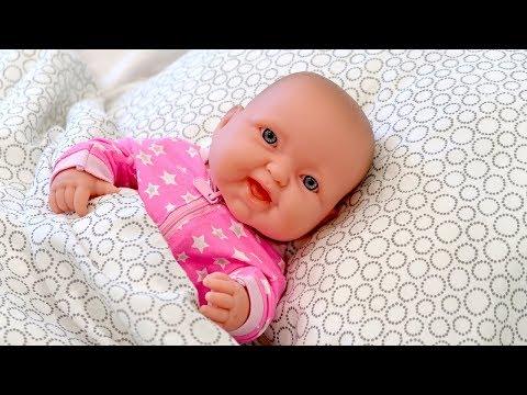 Как МАМА Собирала Алёну в Детский Садик Мультик для девочек Утро Куклы Пупсики Игрушки