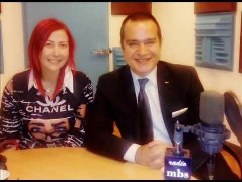 Georges Yasmine INTERVIEW on MBS with REINE RAHAL - SABAH EL WARED