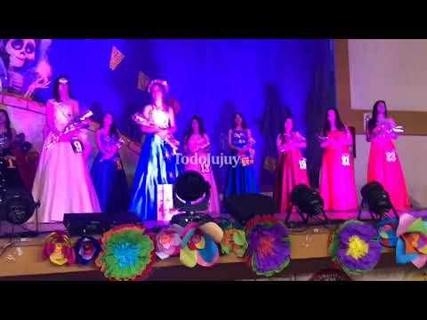 El Sagrado Corazón de Palpalá coronó a Victoria Piza