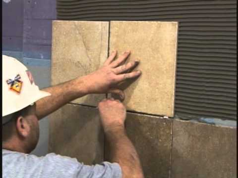 Tile Setter - What is it and how do you become one? - YouTube