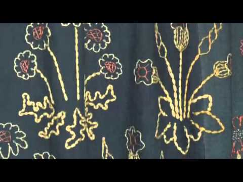 Red House Embroideries by William Morris and Jane Morris (Linda Parry)