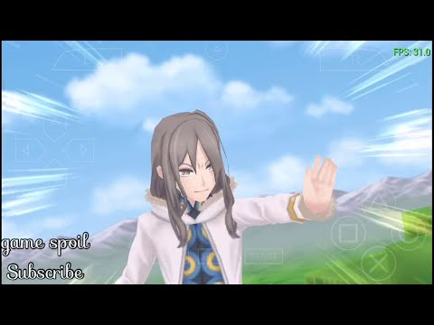 Summon Night 5 Boss Ghift PPSSPP iOS Android Gameplay - 동영상