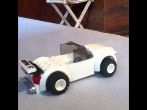 sport lego auto bauen youtube. Black Bedroom Furniture Sets. Home Design Ideas