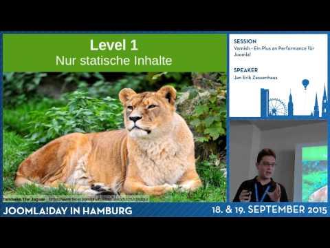 JD15DE - Varnish - Ein Plus an Performance für Joomla!
