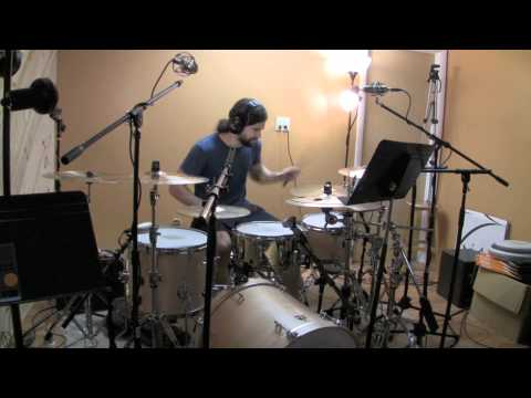 "Travis Orbin - Periphery Playalongs - ""The Walk"""