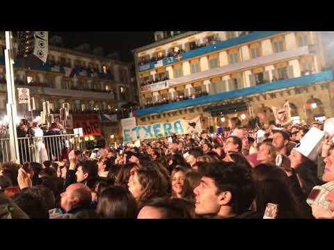 San Sebastián - Donostia Tamborrada 2018