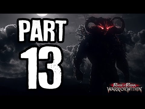 ► Prince of Persia: Warrior Within | #13 | Vlastní záchrana! | CZ Lets Play / Gameplay [1080p] [PC]
