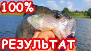 Как поймать рыбу. 100% результат. Рыбалка на ультралайт